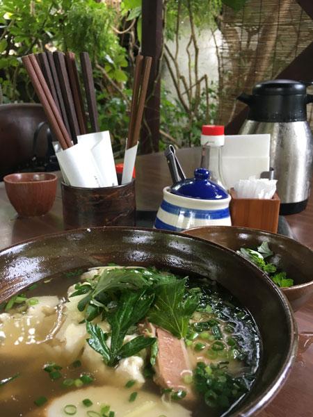 【10月17日】沖縄そばの日 Okinawa Soba Day