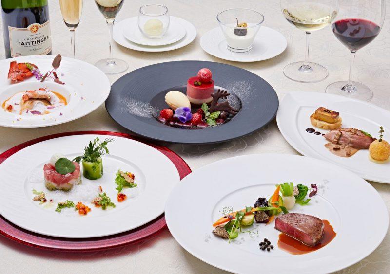 【12月24日~25日】2020 X'mas Special Dinner シャンパン・白、赤ワインフリーフロー付